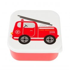 Brotbox Feuerwehr klein