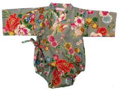 Beautifull super cute ❤ #boho #Baby #kimono - Lucky Wang