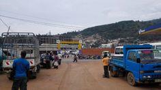 Town center, Kigali