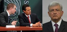El asesino de Atenco y actual usurpador Enrique Peña Nieto, se habría reunido a puerta cerrada en Los Pinos con el dirigente del Partido...