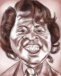 James Brown - Digital Art by Alan Davis at touchtalent 71490
