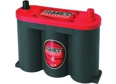 Optima Battery Sealed Lead Acid Battery - Group Red Top Starting Only. Quad, Battery Terminal, Optima Battery, Lead Acid Battery, Auto Motor, Dodge, Top, Notes