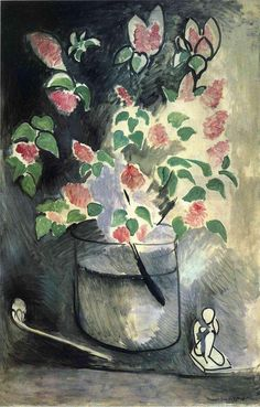 Branch of lillacs by Henri Matisse