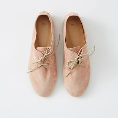 Hobes Boat Shoes in Blush