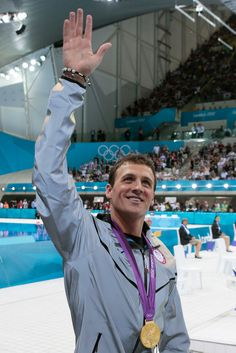 Costume idea: Ryan Lochte