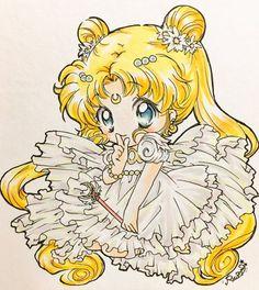 sailor-moon-rei: by りゅりゅ