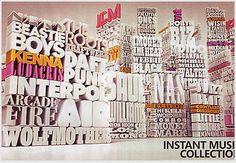 3D Typographic design
