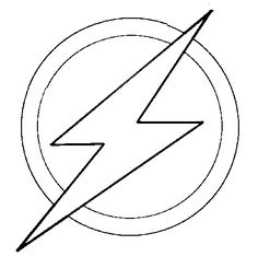 kid flash simbel | Flash Superhero Coloring Pages