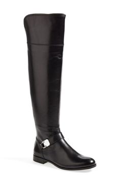 Free shipping and returns on COACH 'Madeleine' Over the Knee Leather Boot (Women) at Nordstrom.com. An exposed back zipper adds modern edge to this classic over-the-knee boot that can be worn cuffed or not for ensemble-spanning style.