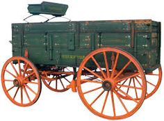An introductory guide to determining vintage wagon manufacturers based on design and construction standards. Antique Tractors, Vintage Tractors, Vintage Farm, Wooden Wagon Wheels, Pedal Tractor, Water Well Drilling, Antique Cookie Jars, Horse Drawn Wagon, Woody Wagon