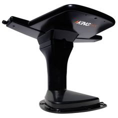 KING Jack OA8201 Over-The-Air HD TV Antenna w/SureLock Signal Meter - Black