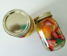 fruitinfusedwater How to Make Fruit Infused Waters