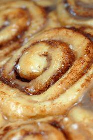 Sugar & Spice by Celeste: Absolutely Sinful Cinnamon Rolls | make Christmas Eve, bake Christmas morning.