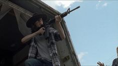 Carl confronts Negan in The Walking Dead Sing Me a Song (review and recap)   Image via AMC  Carl has always been getting a lot of hate throughout the series. With tons of memes regarding how hes never in the house or the pronunciation of his name by a devastated Rick Carl cant catch a break. Hes always seen as the young kid who is either in the way or not strong enough even though hes been through a lot of difficult situations. The latest episode ofThe Walking Dead Sing Me a Song Carl is…
