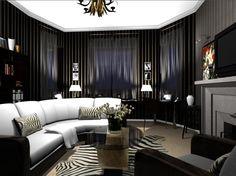Art Deco Living Room Furniture | Bensof Furniture