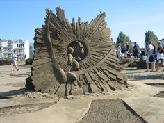 Sand Sculpture - Hot Springs_1