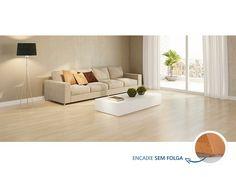 De fácil instalação, os pisos laminados são hipoalergênicos e produzidos com painéis de fibras de madeira de alta densidade.