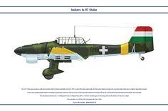 Ju 87 Hungary 2 by WS-Clave.deviantart.com on @DeviantArt