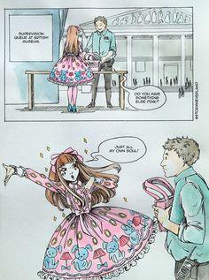 Lolita Lifestyle :: Lolita Lifestyle - Museum | Tapas Comics - image 1
