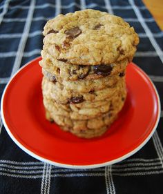 Kirsten's Kitchen: of vegan creations: The quest for the ultimate vegan chocolate chip cookie