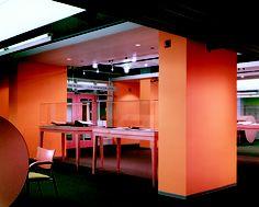 North Park University Brandel Library, Chicago IL | Rare Books Area | VOA Associates, Architects