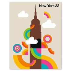 Currently inspired by: New York 82 on Fab.com