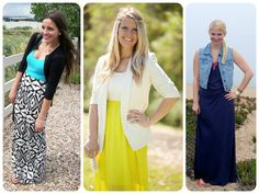Make the Most of Your Maxi Year-round