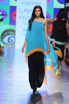 Lakmé Fashion Week – WENDELL RODRICKS AT LFW SR 2015 #boho #chic