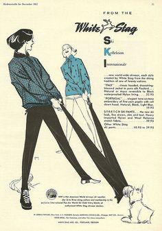 1957 White Stag