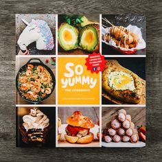First Official So Yummy Cookbook (Hardcover Edition)