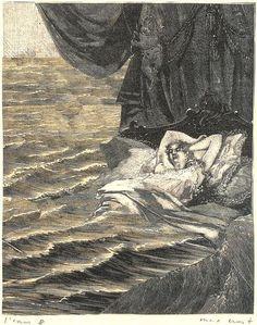 Max Ernst  from Collage novel 'La femme 100 tête'  1929