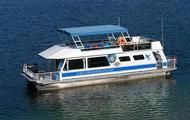 Houseboat rentals on Lake Mead