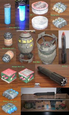 Fallout 3 Ammo Assembled by ~billybob884 on deviantART