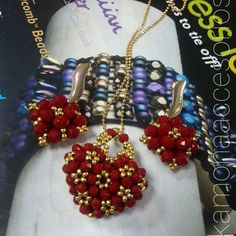 Beaded Jewelry, Jewelry Necklaces, Beading Tutorials, Seed Beads, Photo And Video, Instagram Posts, Earrings, Projects, Handmade