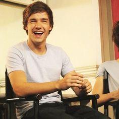 Liams laugh :)