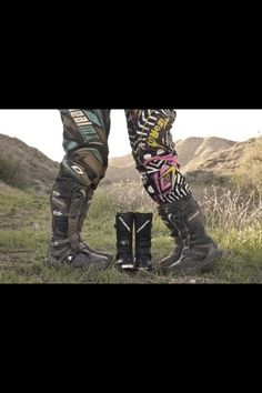 Motocross baby announcement, one of the cutest baby announcements EVER!!!