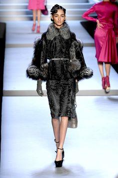 204 photos of Christian Dior at Paris Fashion Week Fall 2007.