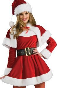 sc 1 st  Pinterest & Girlu0027s Frilly Apron.pdf - Box | Mrs Santa dress | Pinterest
