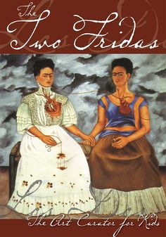 Awesome art discussion activity for your students about Frida Kahlo with a free printable!