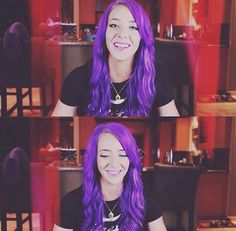 I love her new hair: jenna marbles