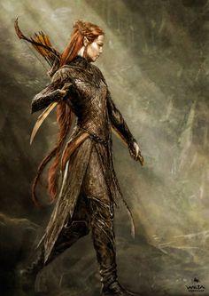ArtStation - The Hobbit - Hero Elves, WETA WORKSHOP DESIGN STUDIO