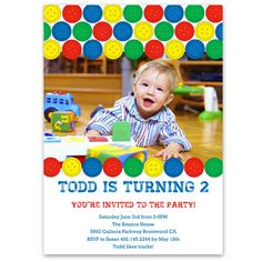 boys : button birthday Free Baby Shower Invitations, Baby Thank You Cards, Youre Invited, Rsvp, Pure Products, Button, Boys, Birthday, Party