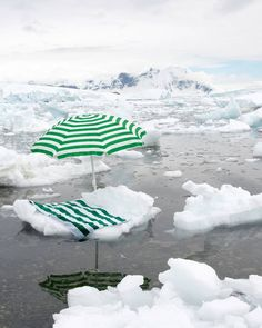 This LA heatwave has me wishing I was back in Antarctica ❄️✨ {graymalin.com/antarctica}
