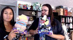 Raging Nerdgasm #367 - AAhhhh! Real Monsters plushies