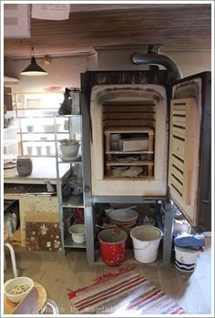 ceramics kiln built in my houes.. cant wait!