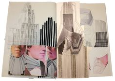 Mode Skizzenbuch Inspiration Layout Skizzenbücher 24 Ideen Source by Sketchbook Layout, Textiles Sketchbook, Sketchbook Pages, Fashion Sketchbook, Sketchbook Inspiration, Sketchbook Ideas, Advanced Higher Art, Architecture Sketchbook, Architecture Collage