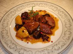 xoirino-kydonia-damaskhna Recipies, Pork, Beef, Chicken, Cooking, Foods, Recipes, Kale Stir Fry, Meat