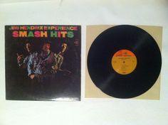 Jimi Hendrix Experience - Smash Hits_Vinyl Record LP_Reprise_VG/VG+_(MSK 2025) Lp Vinyl, Vinyl Records, Classic Rock Albums, Jimi Hendrix, Ebay