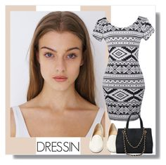 """""""DRESSIN"""" by fashion-all-around ❤ liked on Polyvore"""
