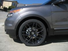 Ford explorer black rims excellent with ford explorer black rims ford explorer sport dr suv wheel ford pinterest ford explorer sport ford explorer and ford explorer sport with ford explorer black rims publicscrutiny Images